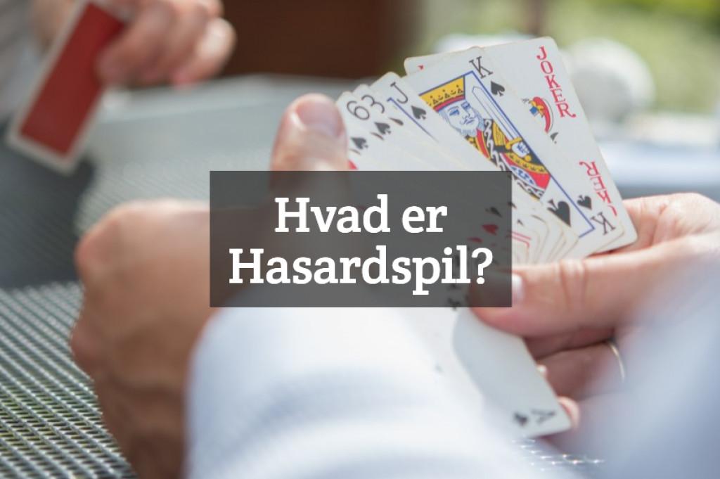 Hvad er Hasardspil?
